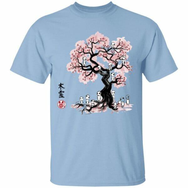 Tree Spirits under the Sakura T Shirt