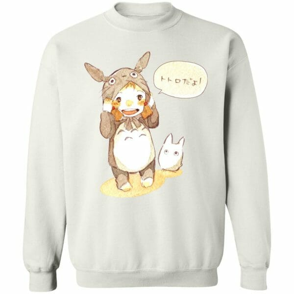 Baby Cosplay Totoro Korean Art Sweatshirt