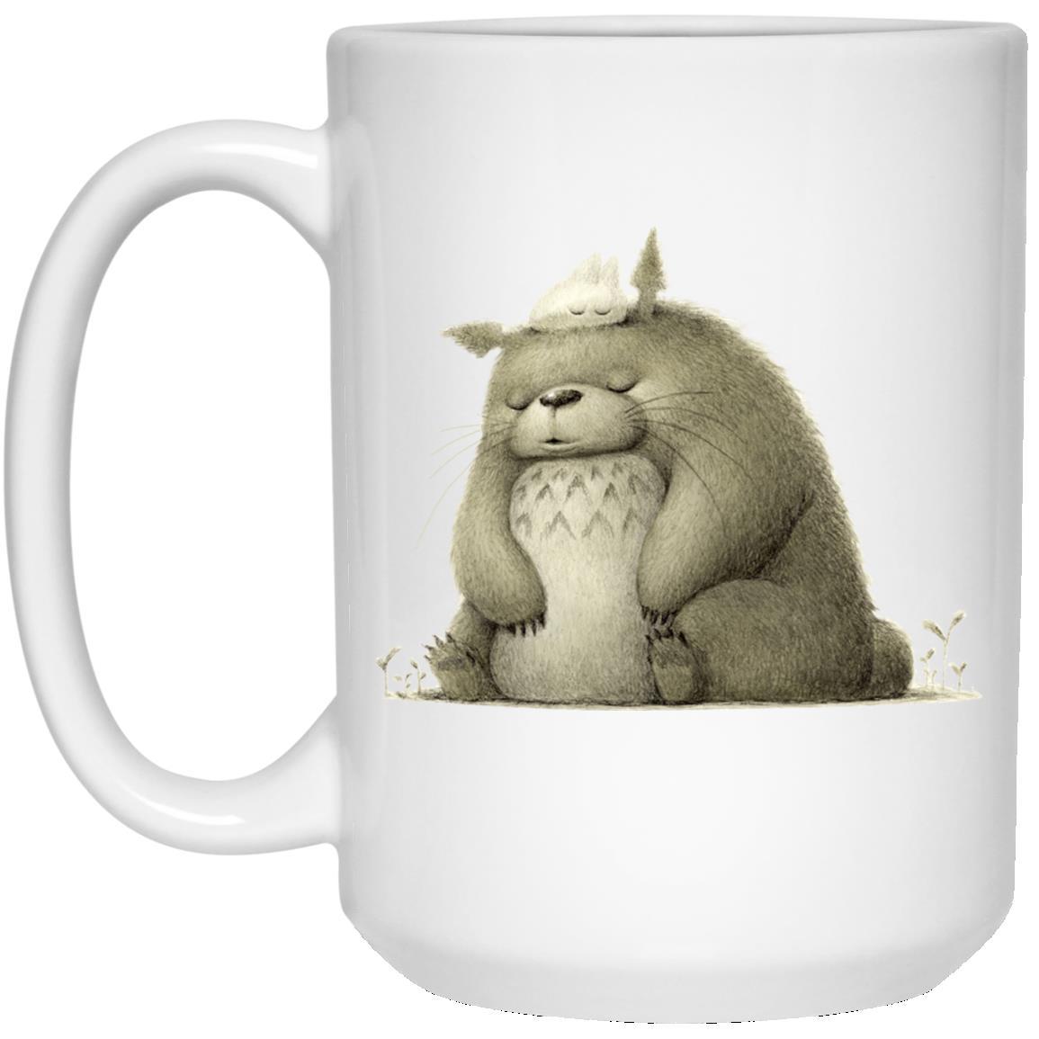 The Fluffy Totoro Mug