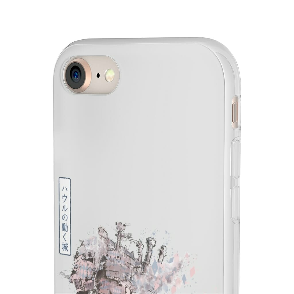 Howl's Moving Castle Classic iPhone Cases