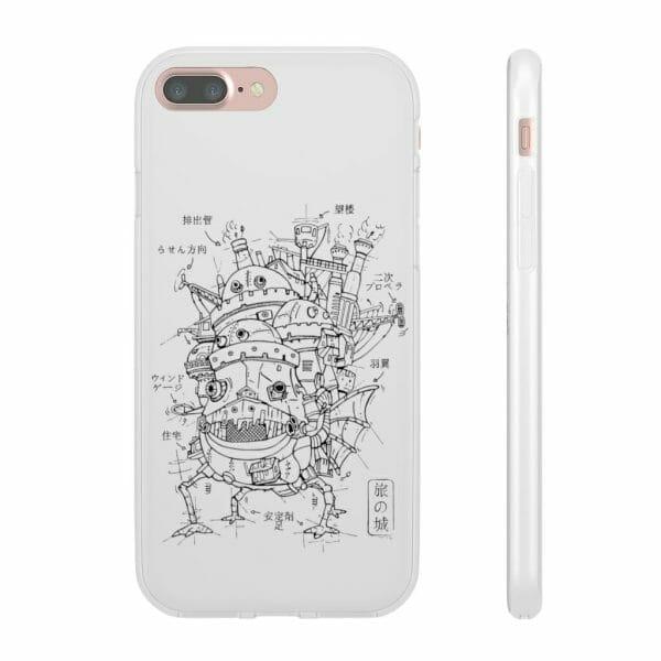My Neighbor Totoro Cat Bus iPhone Cases