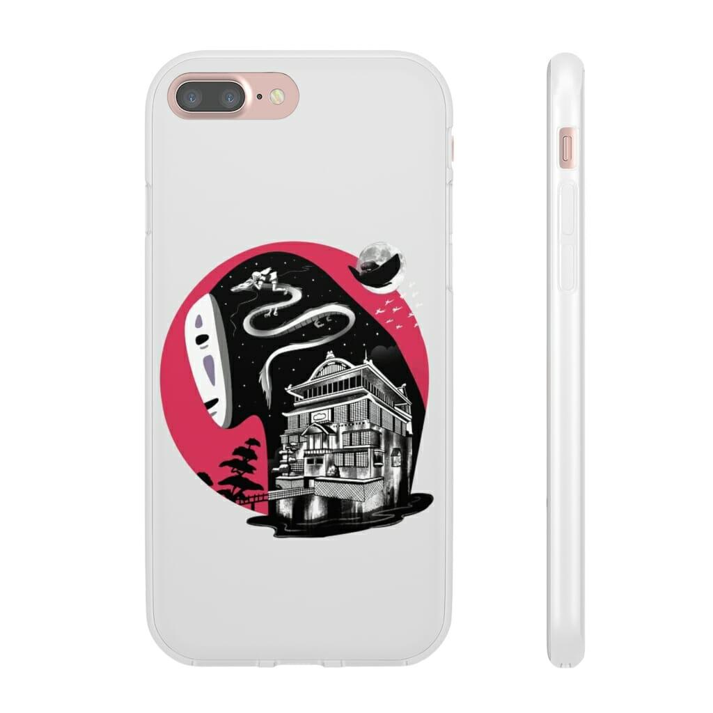 Spirit Away Kaonashi No Face Unisex iPhone Cases