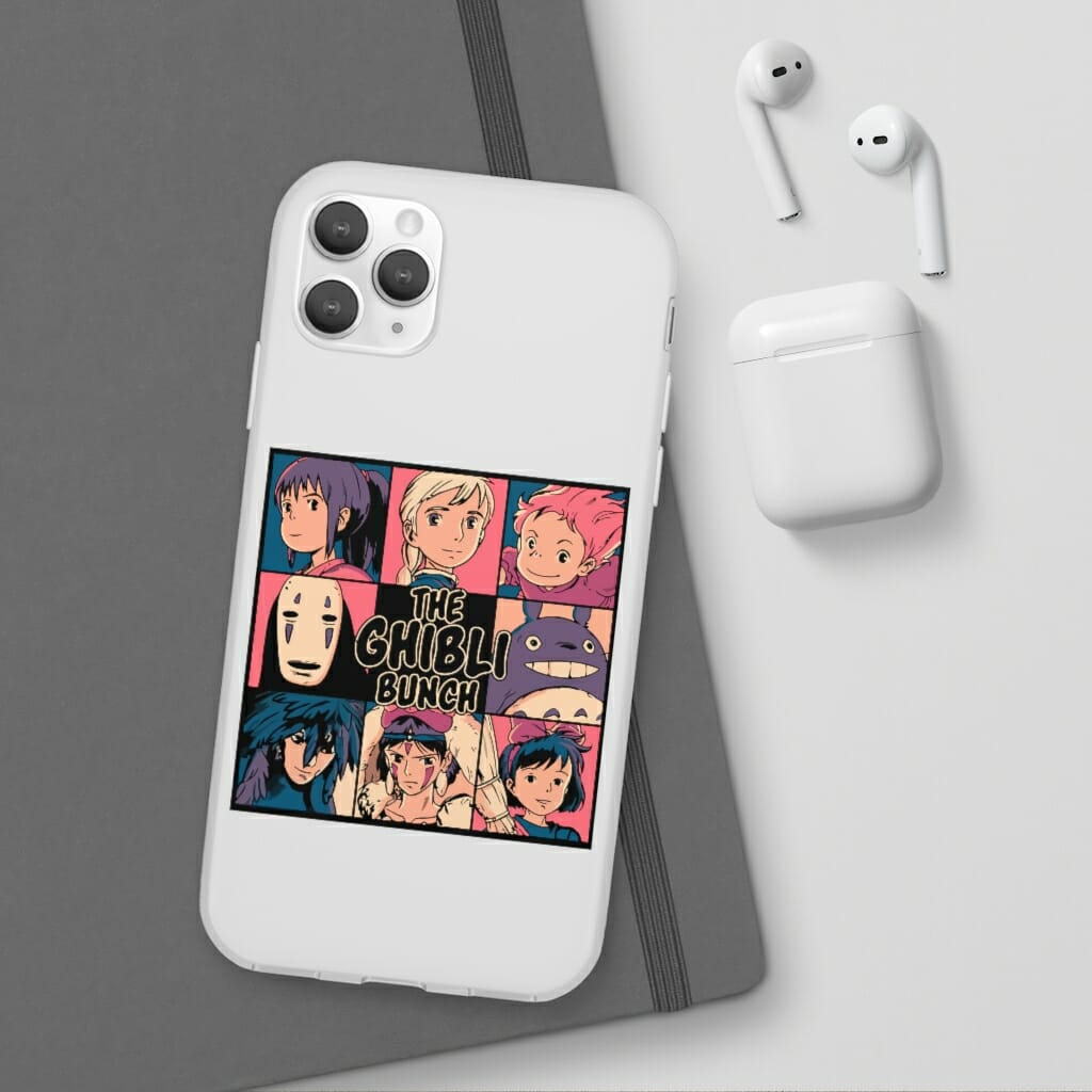 The Ghibli Bunch iPhone Cases