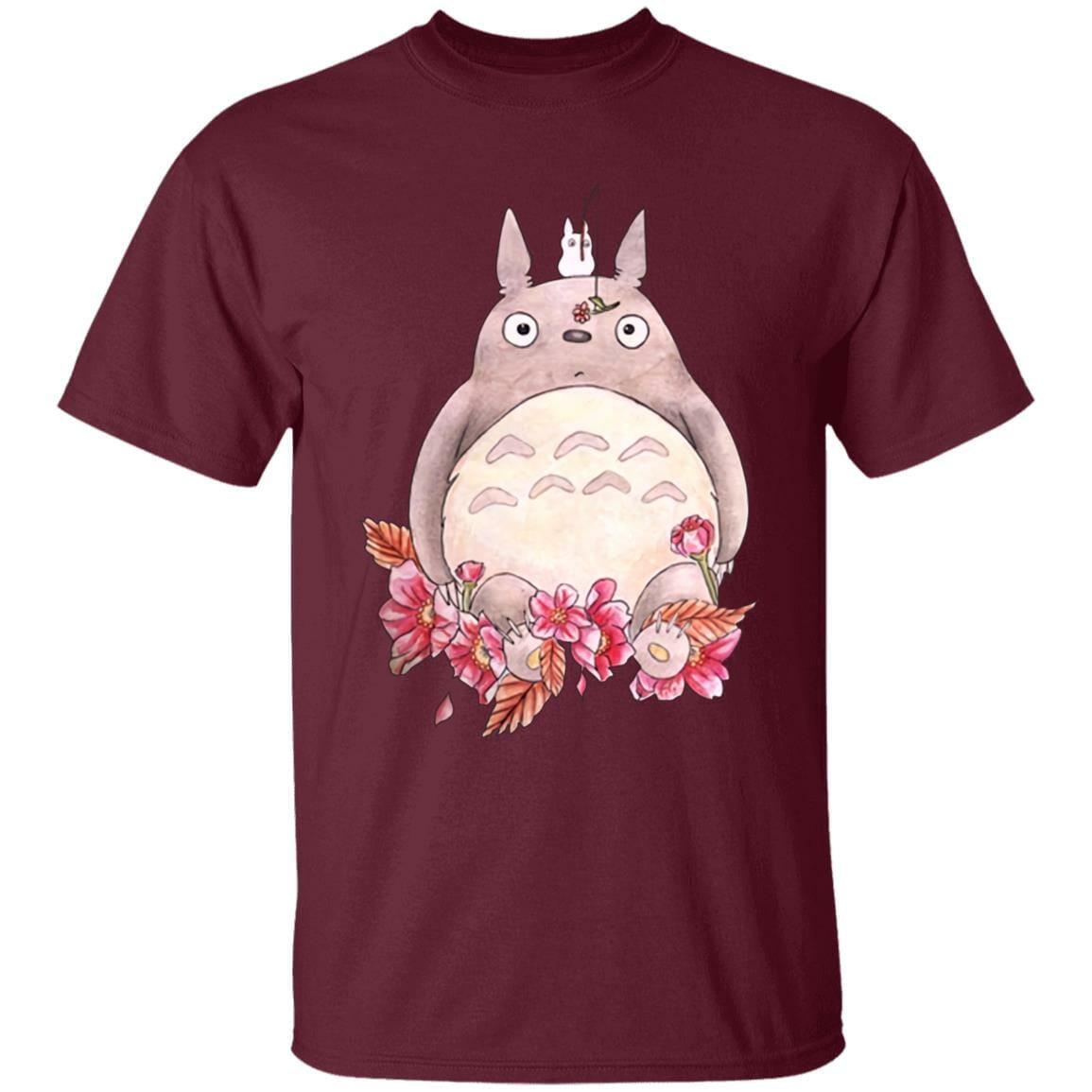 Totoro – Flower Fishing T Shirt