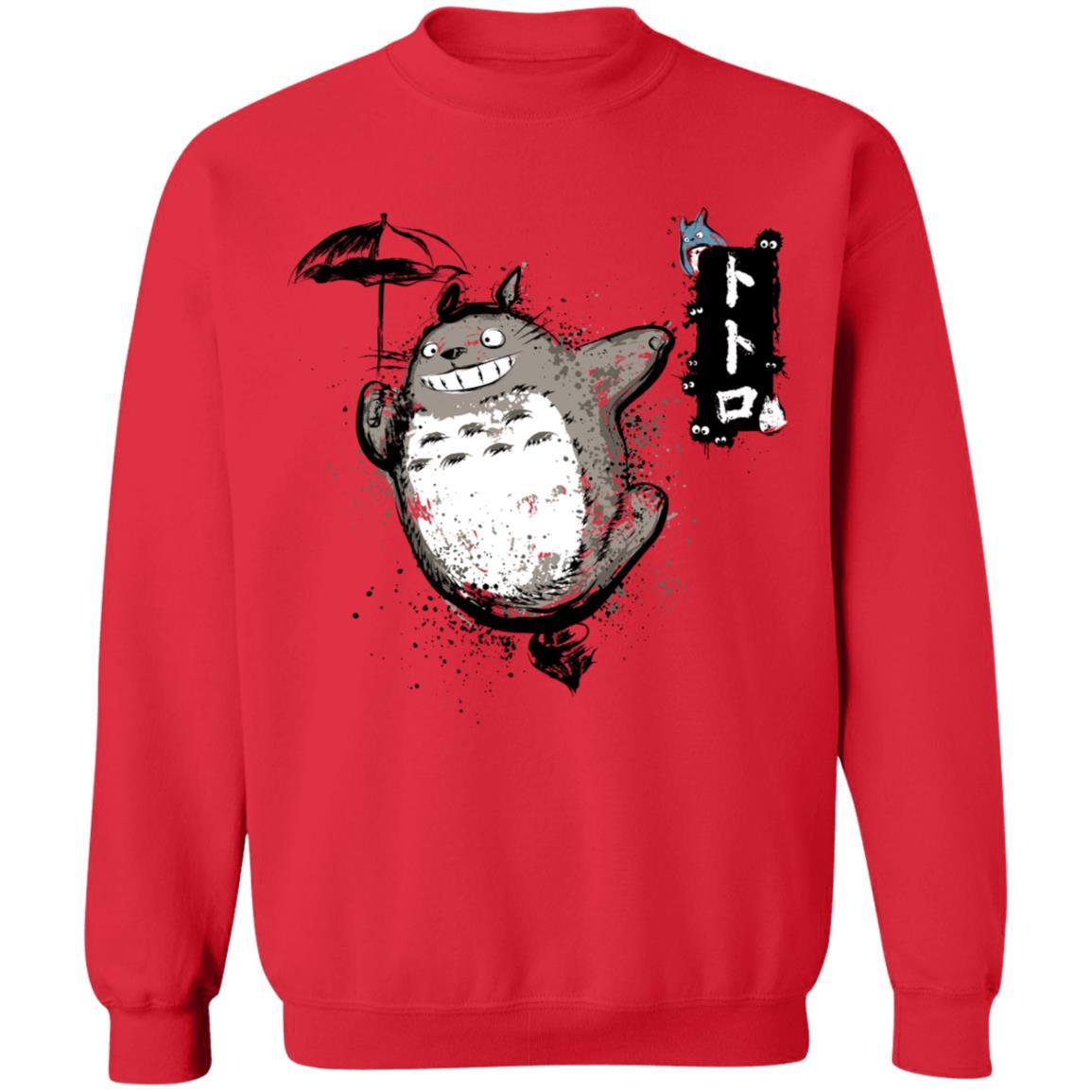 Spinning Totoro Sweatshirt