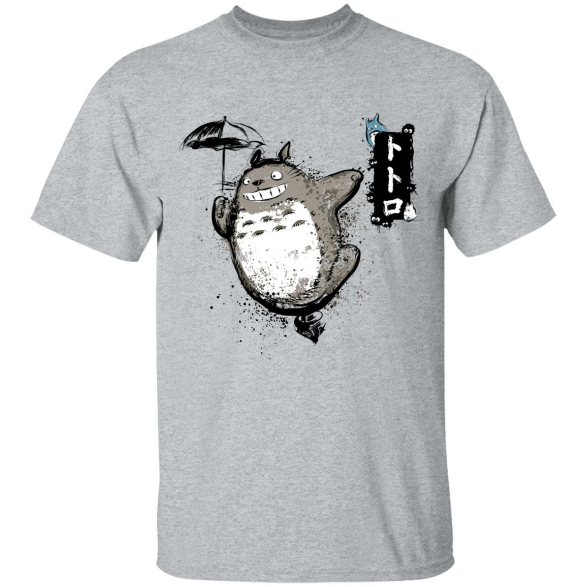 Spinning Totoro T Shirt