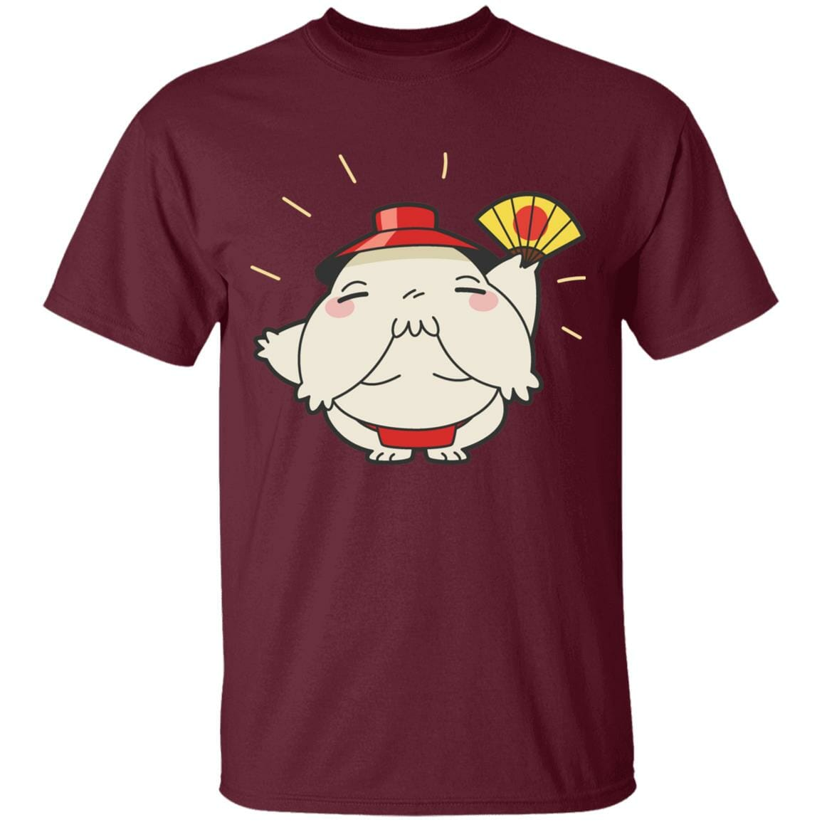 Spirited Aways – Oshirasama Chibi T Shirt