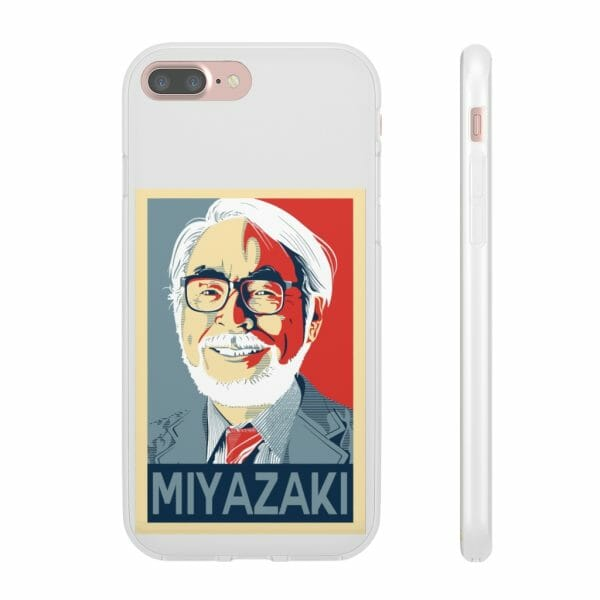 Hayao Miyazaki Studio Ghibli iPhone Cases
