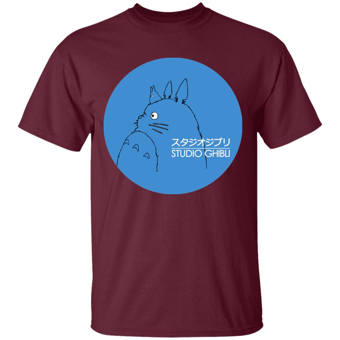 Studio Ghibli Logo T Shirt Unisex