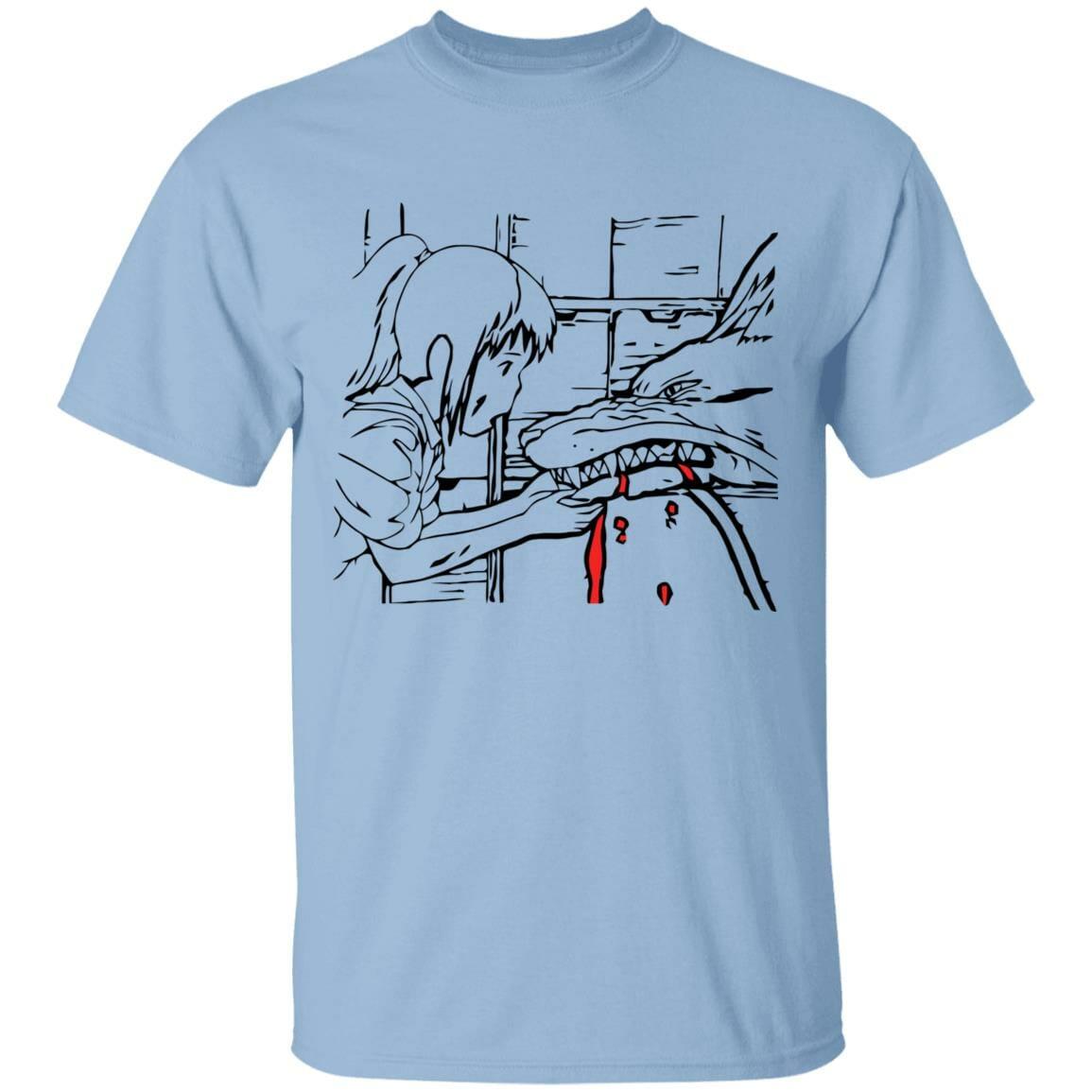 Spirited Away – Sen and Haku T Shirt Unisex