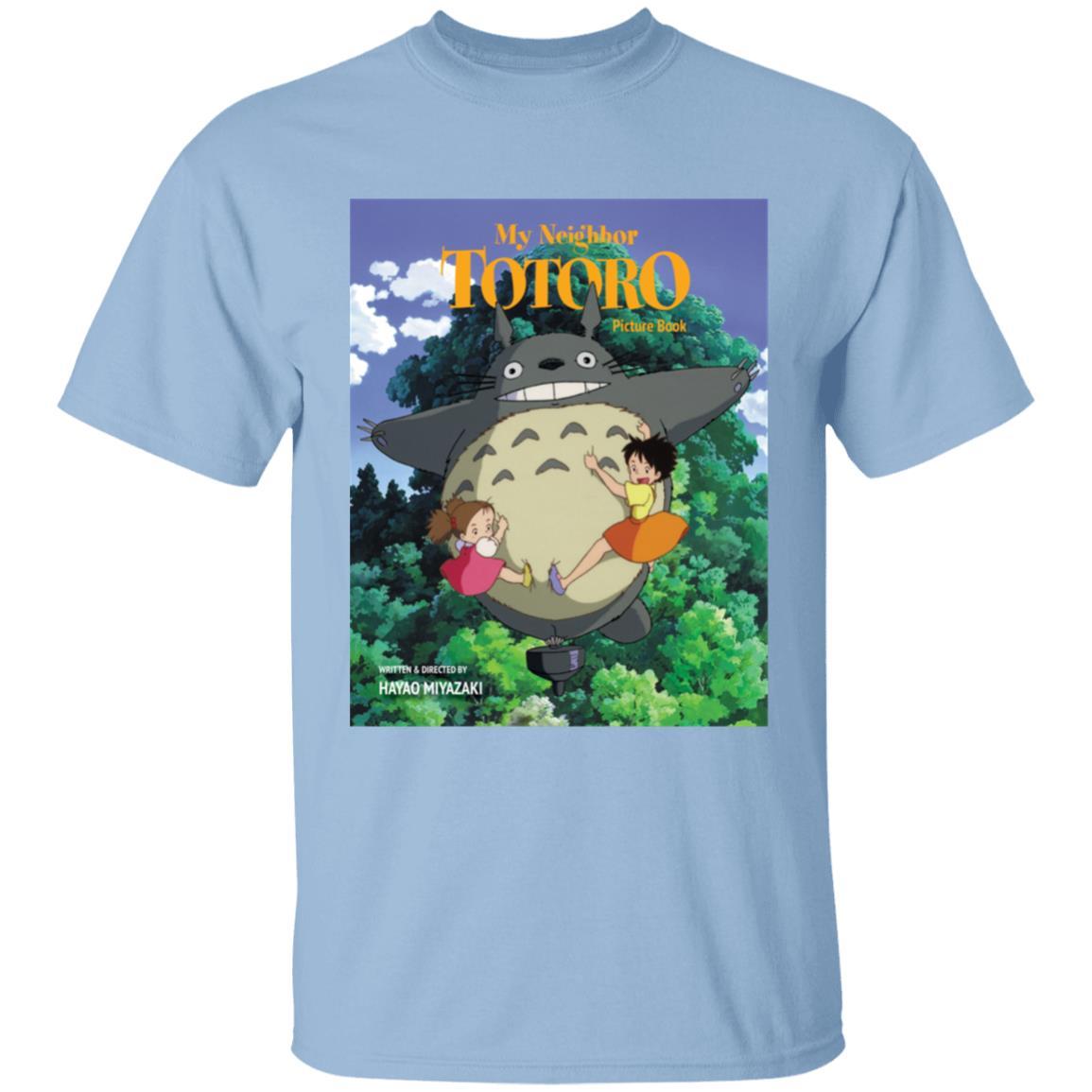My Neighbor Totoro On The Tree T Shirt
