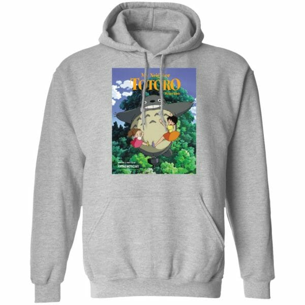 My Neighbor Totoro On The Tree Sweatshirt