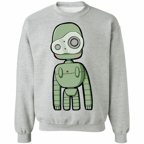 Laputa: Castle in the Sky – Warrior Robot Chibi Sweatshirt