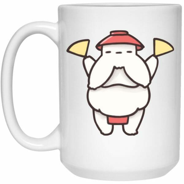 Spitited Aways – Funny Oshirasama Mug