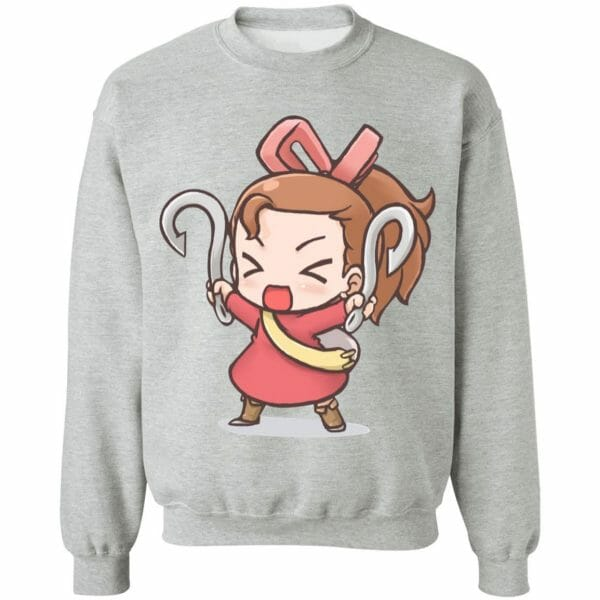 Arrietty Chibi Sweatshirt