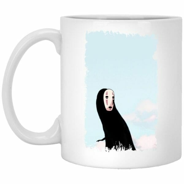 Spirited Away Kaonashi Noface Look Back Mug