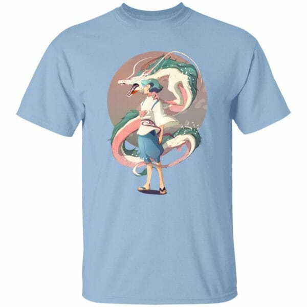 Haku and The Dragon T Shirt