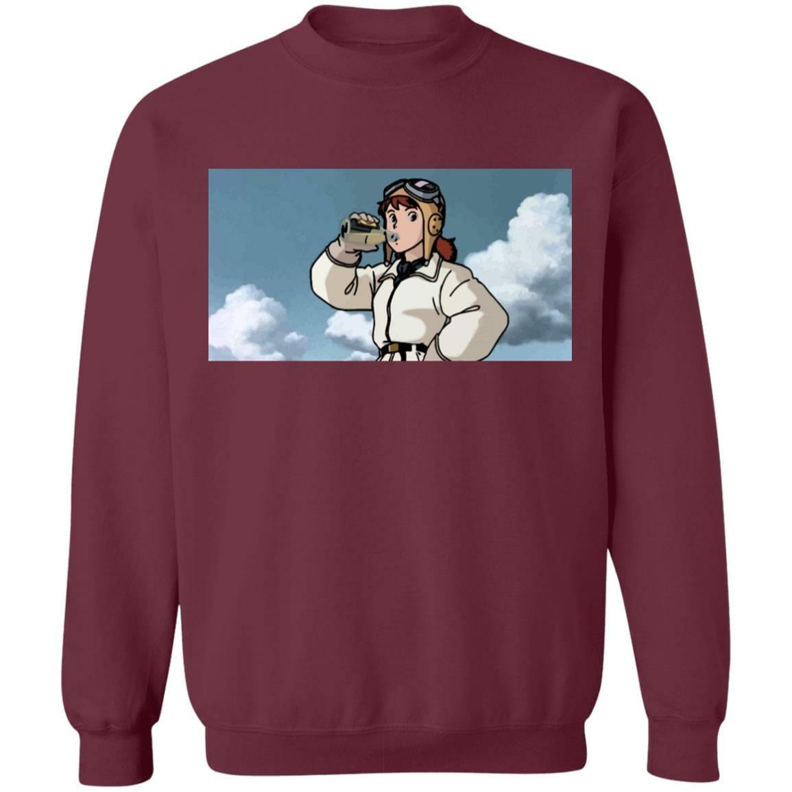 Porco Rosso – Fio Poccolo Sweatshirt