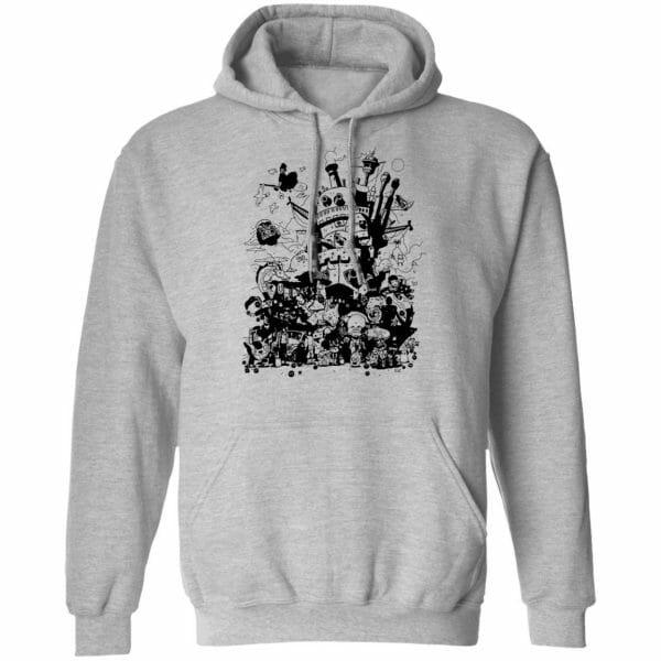 My Neighbor Totoro – Mei Sweatshirt Unisex