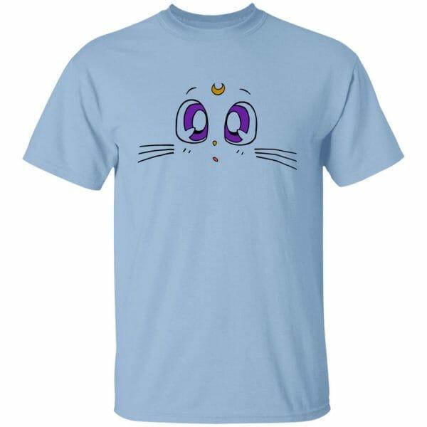 Sailor Moon – Luna's Face T Shirt