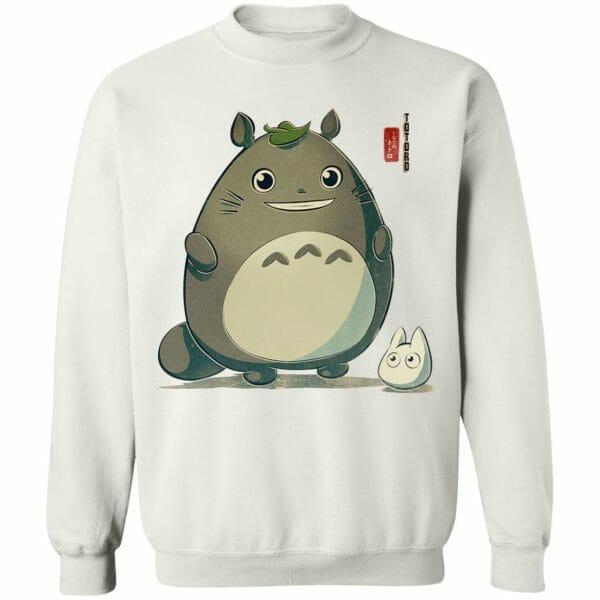 Totoro Cute Chibi Sweatshirt