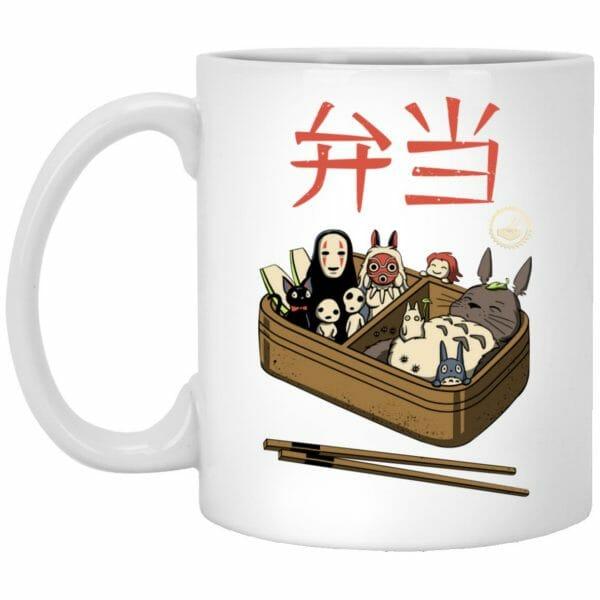 Ghibli Bento Mug