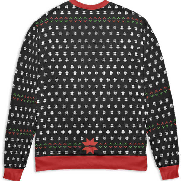 Ghibli Combination 3D Ugly Christmas Sweater