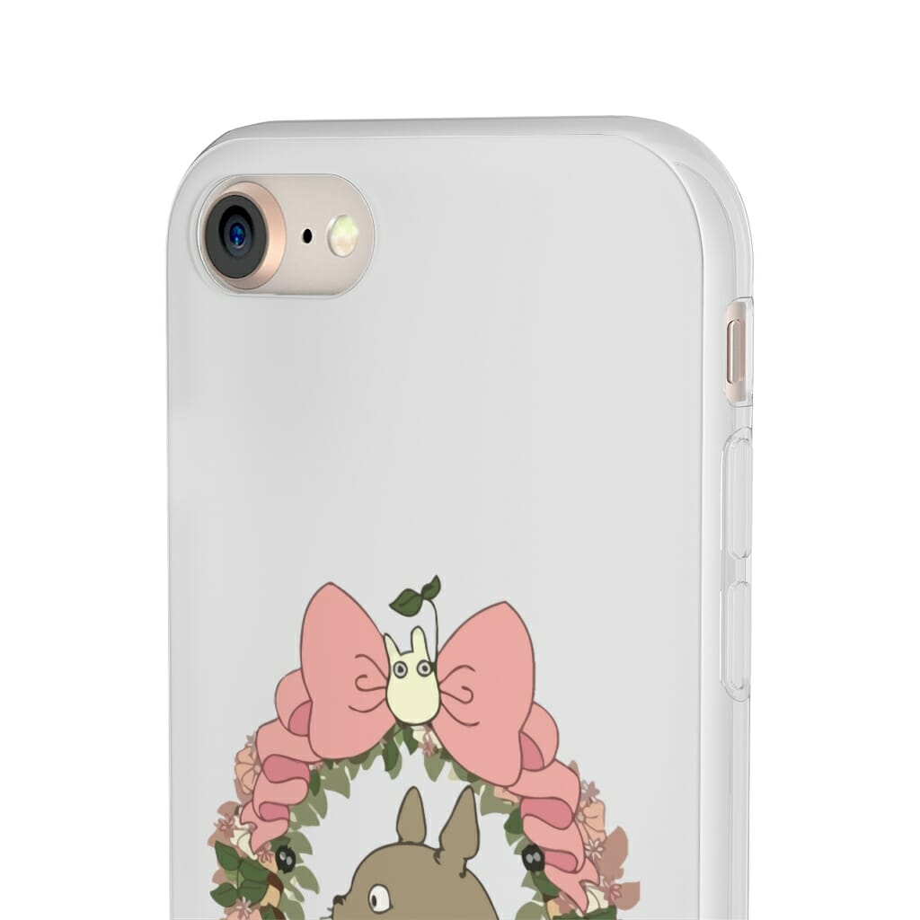 My Neighbor Totoro In The Wearth iPhone Cases