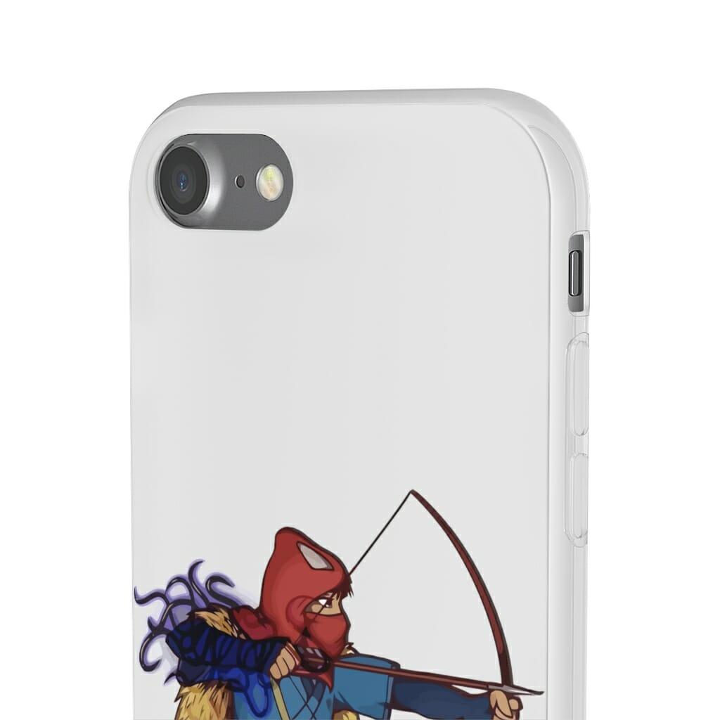 Princess Mononoke – Ashitaka iPhone Cases