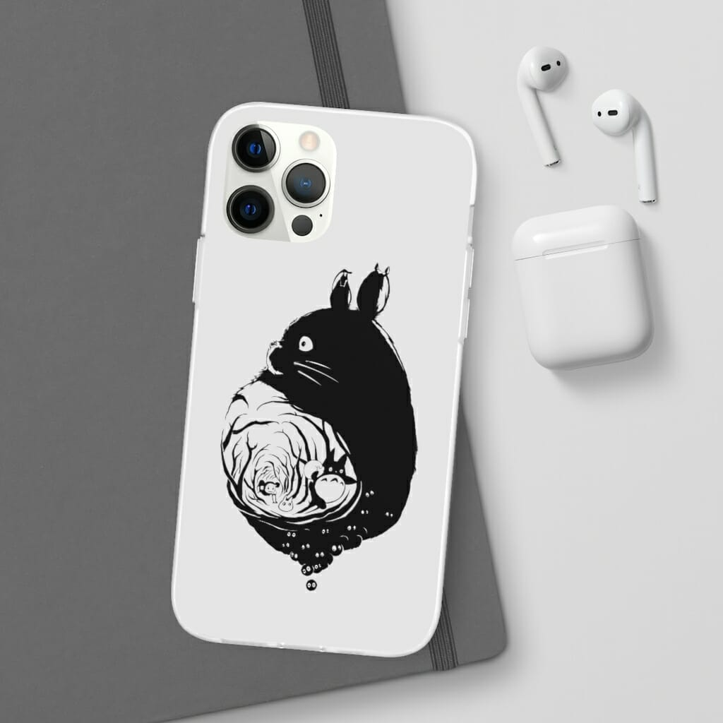 My Neighbor Totoro – Into the Forest iPhone Cases