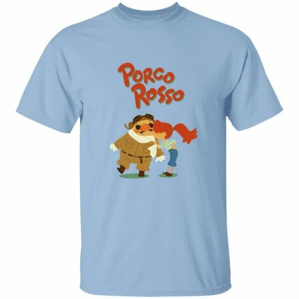 Porco Rosso – The Kiss T Shirt