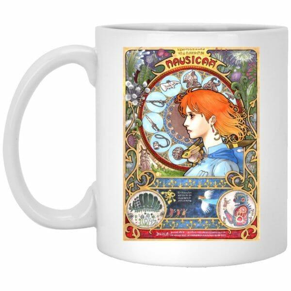 Princess Mononoke 1997 Illustration Mug