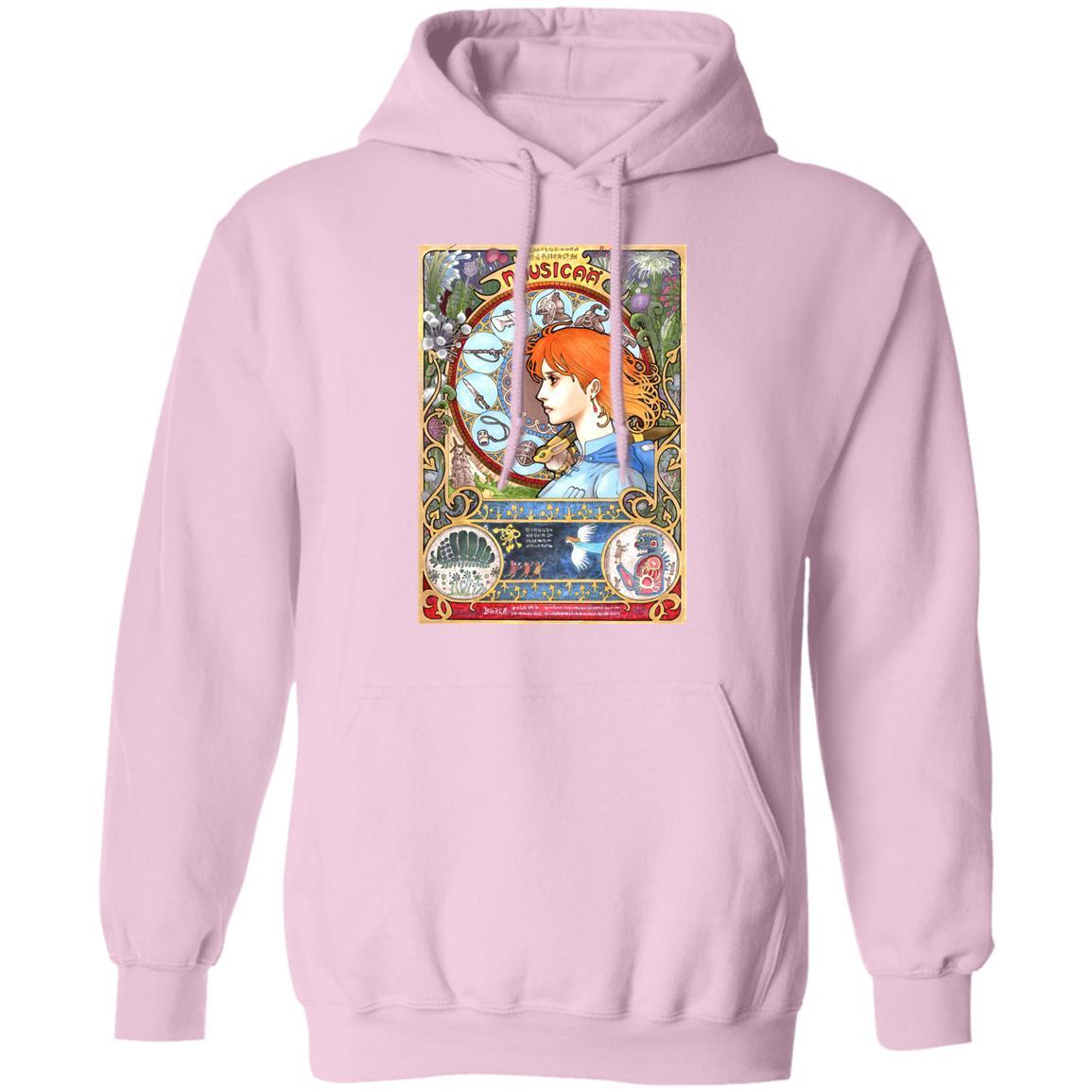 Nausicaa Portrait Art Hoodie