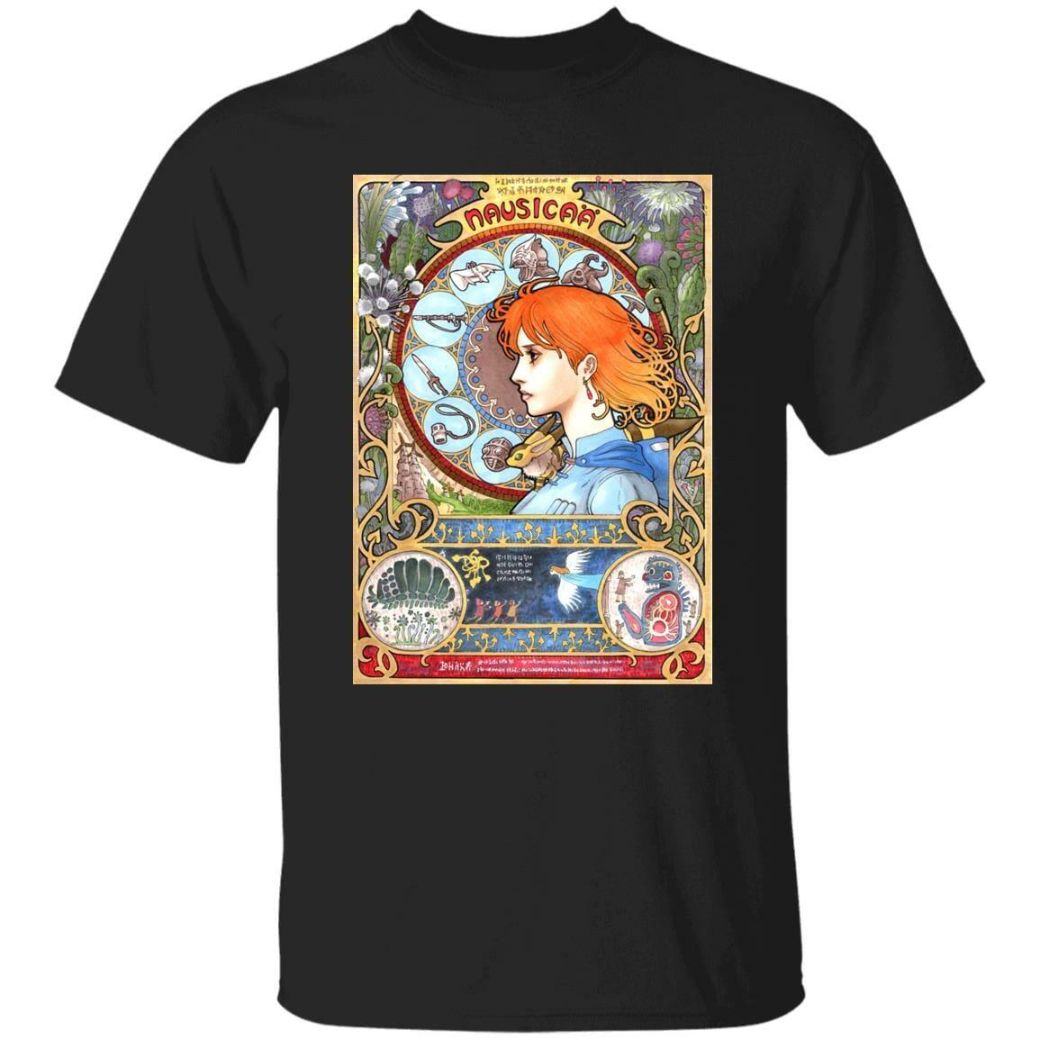 Nausicaa Portrait Art T Shirt