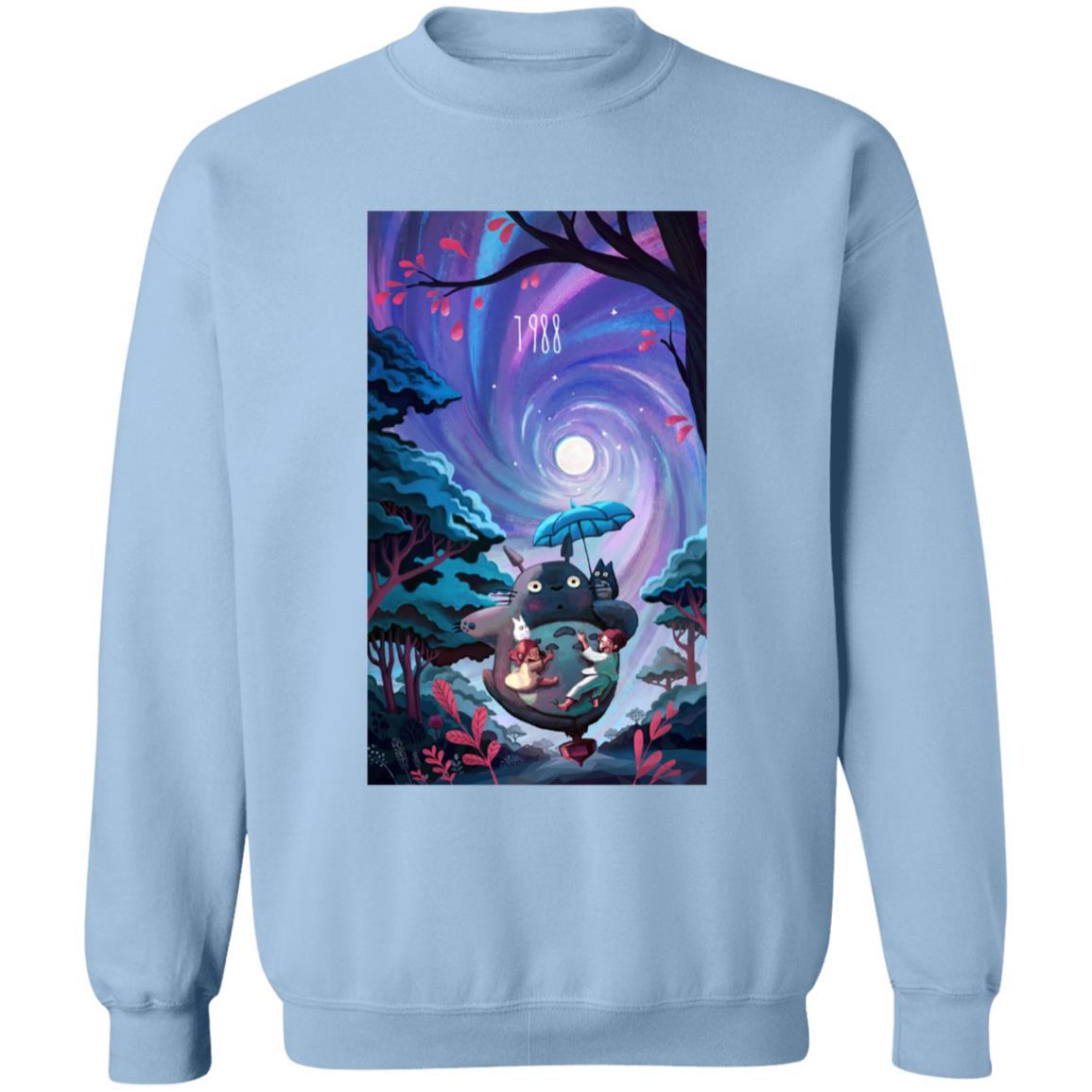 My Neighbor Totoro 1988 Illustration Sweatshirt