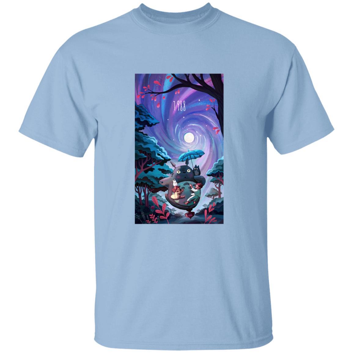 My Neighbor Totoro 1988 Illustration T Shirt