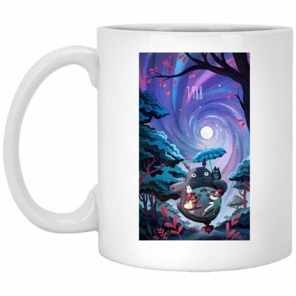 Princess Mononoke Colorful Portrait Mug