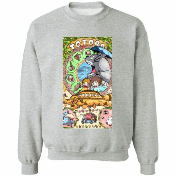 Totoro Portrait art T Shirt