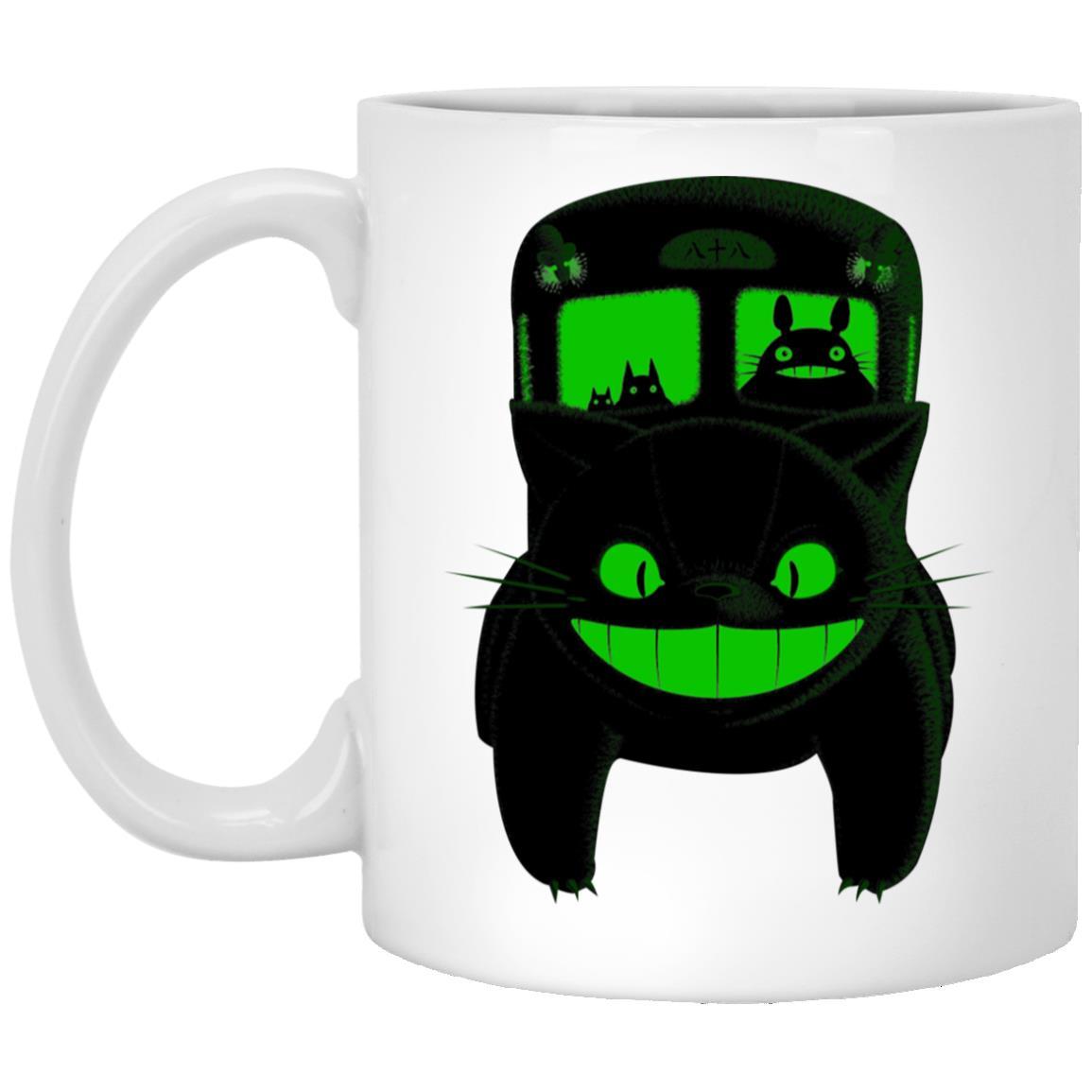 My Neighbor Totoro – Neon Catbus Mug