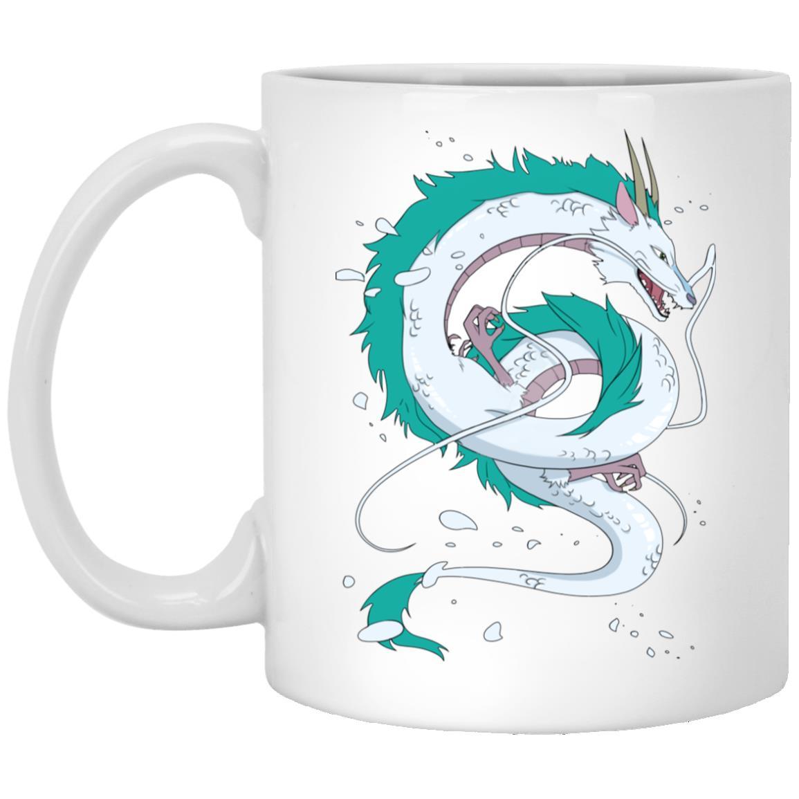 Haku Dragon Mug