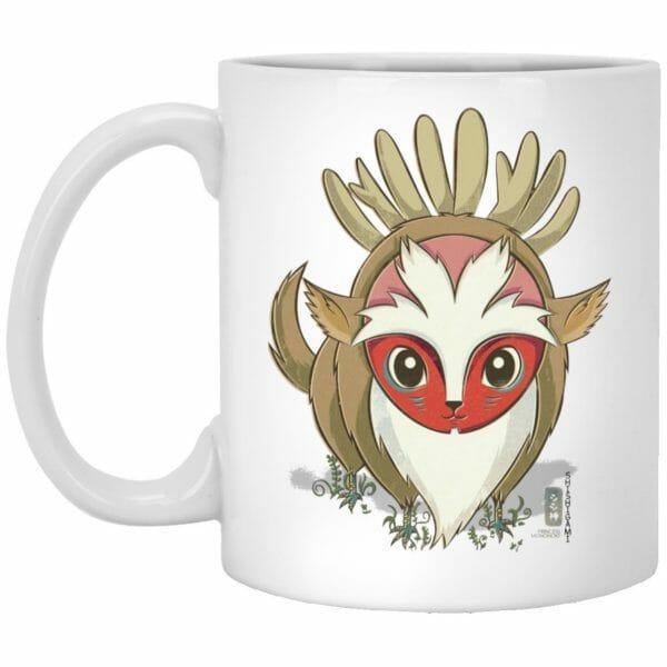 Spirited Aways Haku Chibi Mug