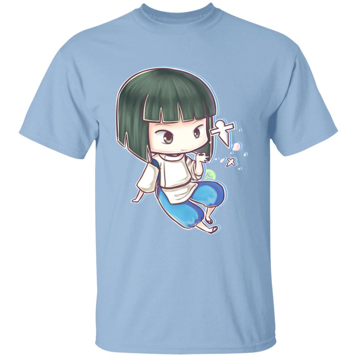 Spirited Aways Haku Chibi T Shirt