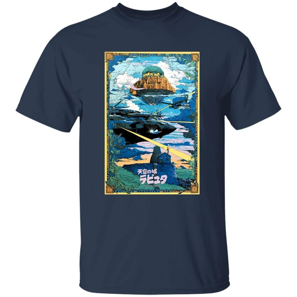Laputa: Castle In The Sky – War T Shirt