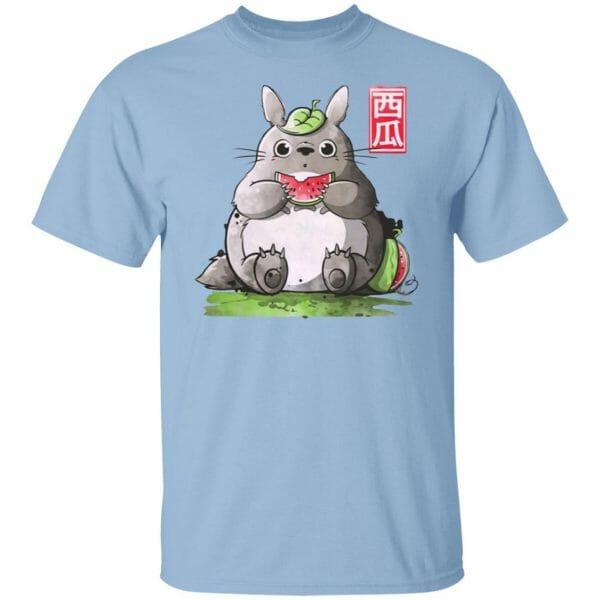 Totoro and Watermelon Hoodie