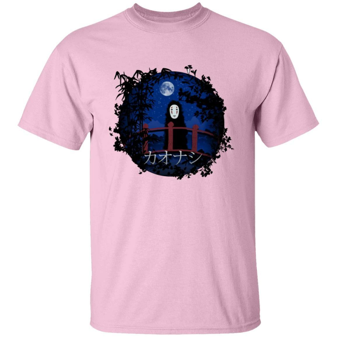 Spirited Away Kaonashi No Face by the blue Moon T Shirt