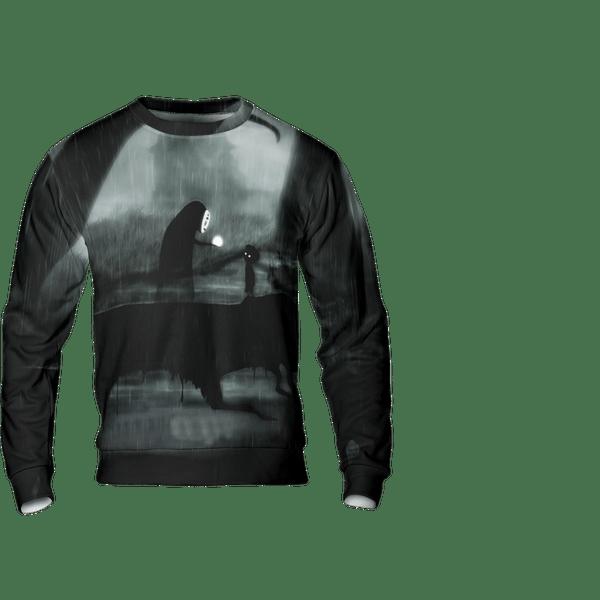 No Face and Limbo 3D Sweatshirt