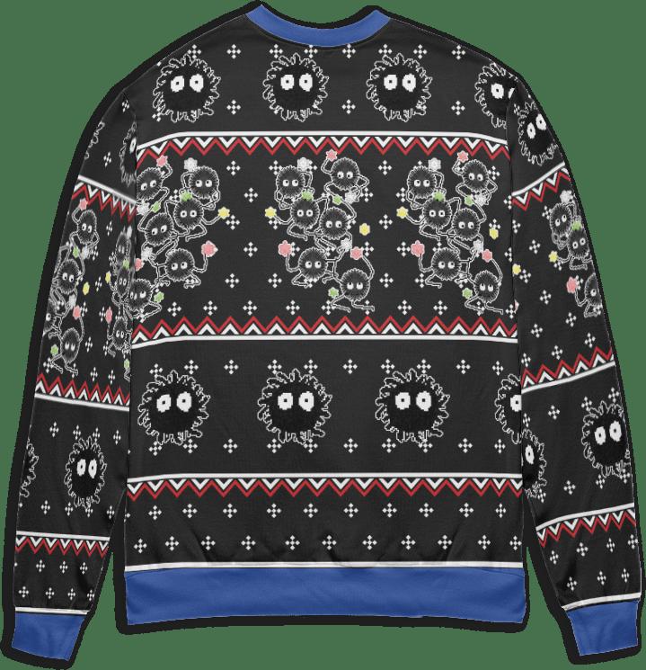 Kaonashi No Face Ugly Christmas Sweater