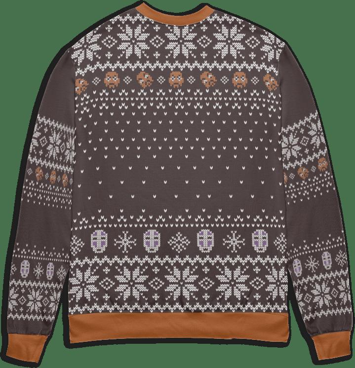 Spirited Away Haku Dragon Ugly Christmas Sweater Style 2