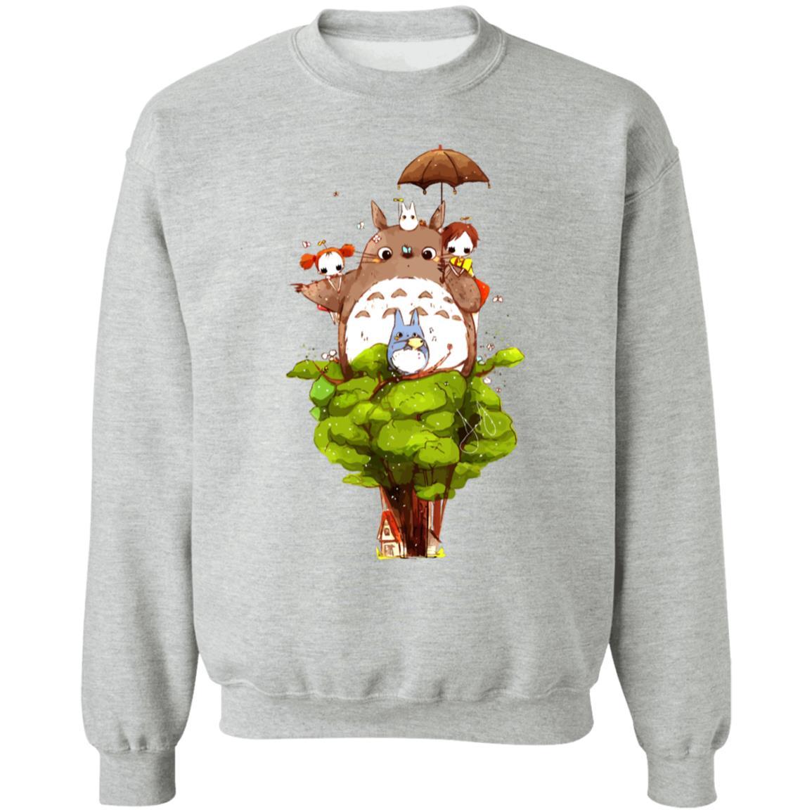 My Neighbor Totoro Characters cartoon Style Sweatshirt