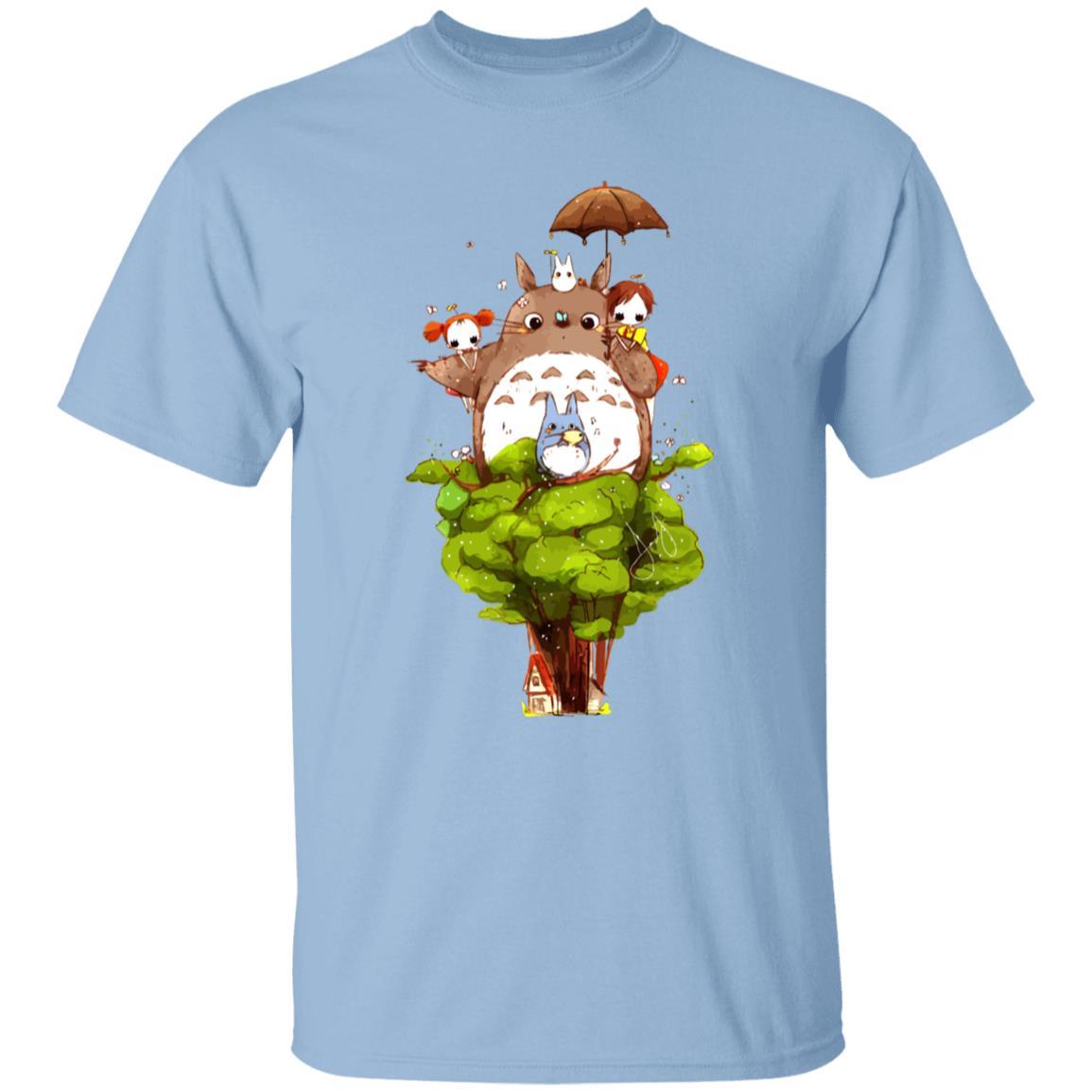 My Neighbor Totoro Characters cartoon Style T Shirt